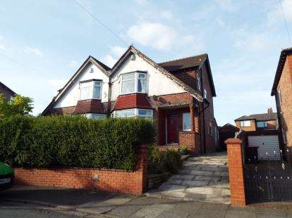 3 Bedrooms Semi Detached House for sale in Kingsway, Pendlebury, Swinton, Greater Manchester