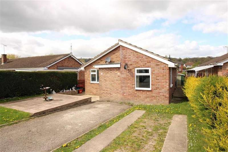 4 Bedrooms Detached Bungalow for sale in 12, Celyn Close, Guilsfield, Welshpool, SY21