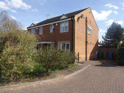 3 Bedrooms Semi Detached House for sale in Earlswood Drive, Mansfield, Nottinghamshire