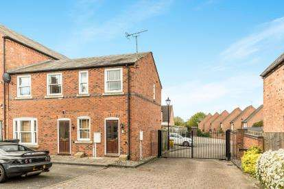 2 Bedrooms Maisonette Flat for sale in Crimscote Square, Hatton Park, Warwick, .