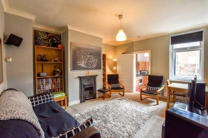2 Bedrooms Flat for sale in Doncaster Road, Newcastle Upon Tyne, Tyne and Wear, NE2