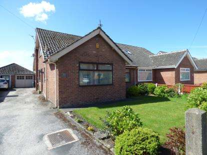 4 Bedrooms Bungalow for sale in Ridgeway Drive, Lydiate, Liverpool, Merseyside, L31