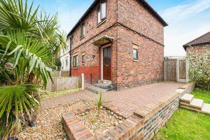 3 Bedrooms Terraced House for sale in Davidson Road, Liverpool, Merseyside, L13