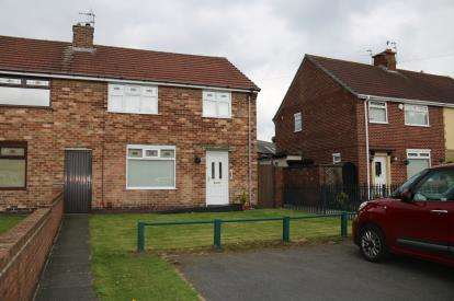 3 Bedrooms End Of Terrace House for sale in O'Brien Grove, St. Helens, Merseyside, WA9