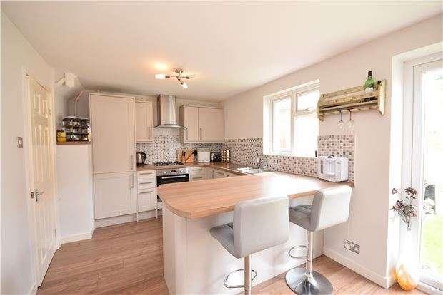 3 Bedrooms Terraced House for sale in Burchells Green Road, BRISTOL, BS15 1DR