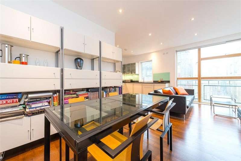 2 Bedrooms Flat for sale in Britannia Building, 12 Ebenezer Street, Islington, Shoreditch, London, N1
