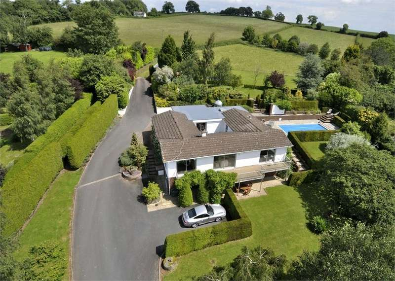 4 Bedrooms Detached House for sale in Breinton Common, Herefordshire