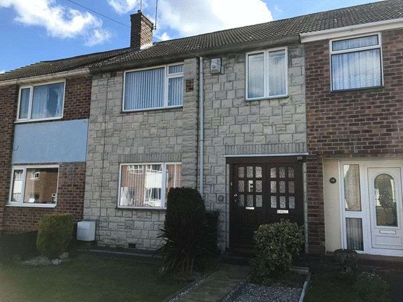 3 Bedrooms Terraced House for sale in Derwent Road, Coventry