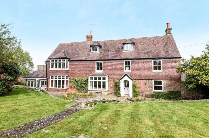 7 Bedrooms Detached House for sale in Hurst Road Hassocks West Sussex BN6