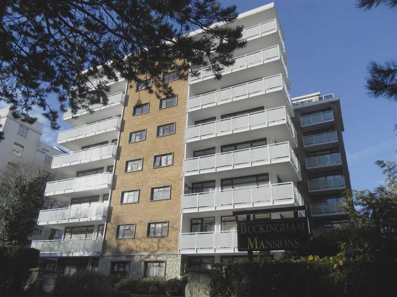 2 Bedrooms Apartment Flat for sale in Buckingham Mansions, Nr East Cliff, BH1
