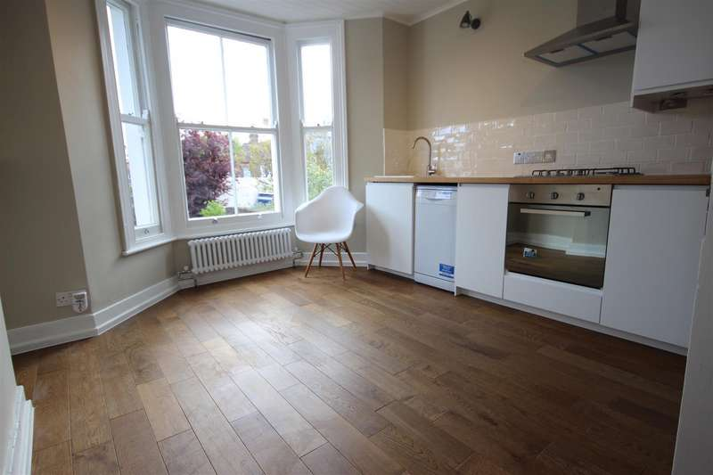 2 Bedrooms Flat for sale in Harlesden Gardens, London