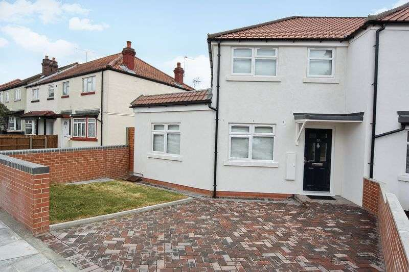 2 Bedrooms Terraced House for sale in Hillbeck Way, Greenford