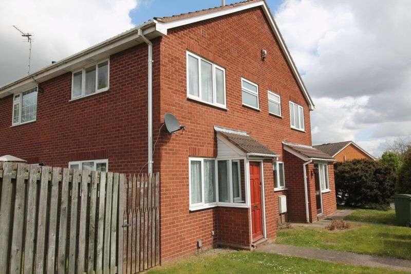 1 Bedroom Terraced House for sale in Mercia Drive, Leegomery, Telford