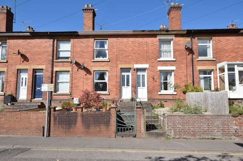 2 Bedrooms Terraced House for sale in Smallbrook Road, Ross-On-Wye