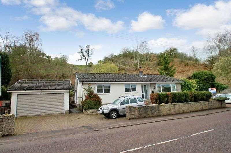 3 Bedrooms Detached Bungalow for sale in Lanark Road, Crossford