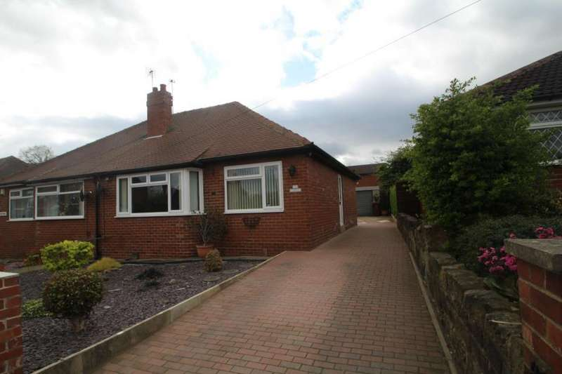 2 Bedrooms Semi Detached House for sale in QUARRY HILL, OULTON, LEEDS, LS26 8SX