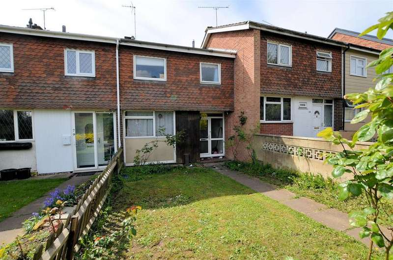 3 Bedrooms Town House for sale in Dulnan Close, Tilehurst, Reading