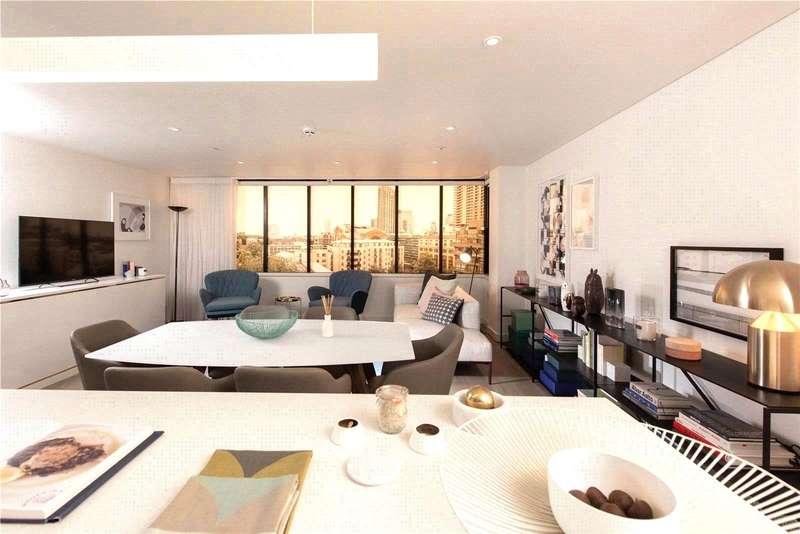 2 Bedrooms Flat for sale in Fann St, Barbican, City Of London, EC2Y
