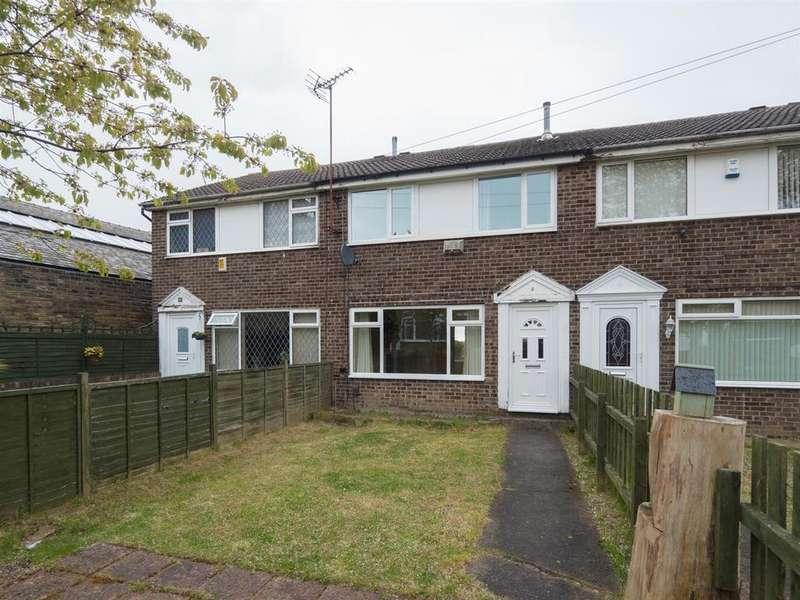 3 Bedrooms Terraced House for sale in Moorside Mews, Bradford, BD2 3HQ