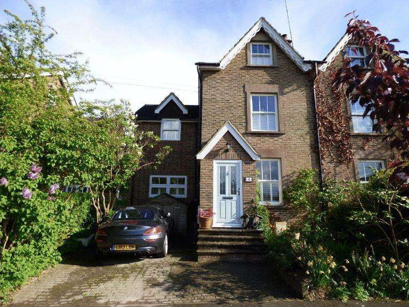 5 Bedrooms Semi Detached House for sale in Hatchgate Lane, Cuckfield