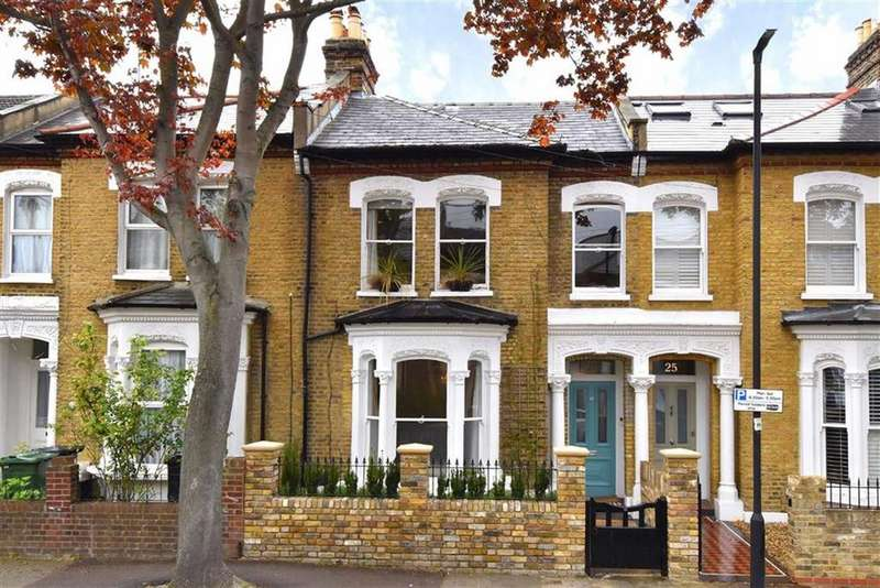 4 Bedrooms Terraced House for sale in Mervan Road, London