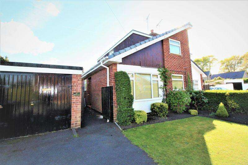 2 Bedrooms Semi Detached House for sale in Bramley Way, Hawarden