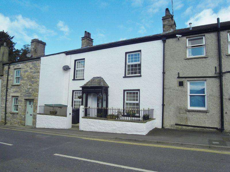 3 Bedrooms Cottage House for sale in '3 Back Lane', Sedbergh 3 Bed cottage in central location