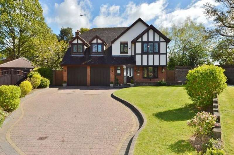 5 Bedrooms Detached House for sale in Merrifield House, Henley Grange, Etchinghill