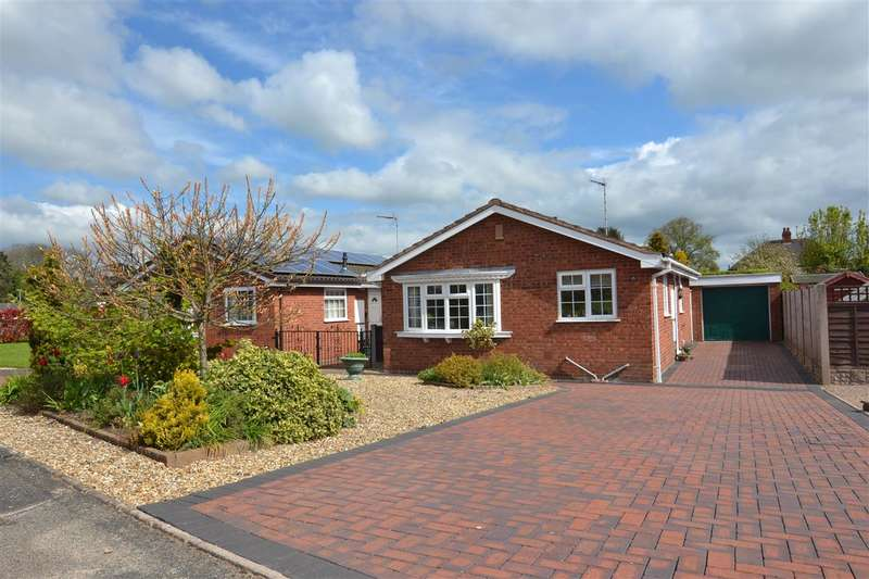 2 Bedrooms Detached Bungalow for sale in Creswell Farm Drive, Stafford