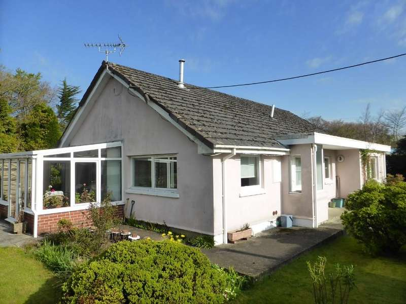 3 Bedrooms Detached Bungalow for sale in Thorndon Cross