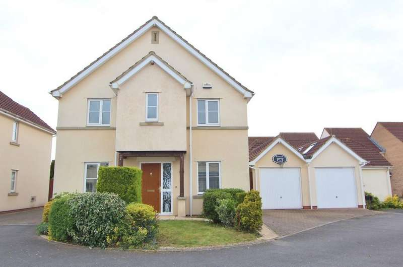 4 Bedrooms Detached House for sale in Sought after Langford location