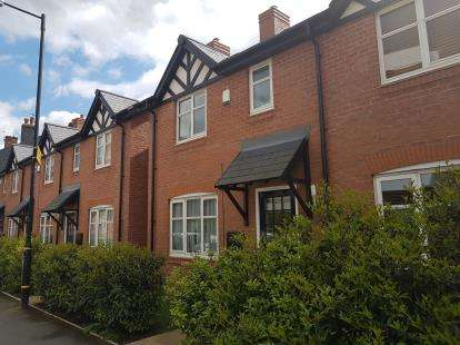 House for sale in Woodfield Road, Broadheath, Altrincham, Greater Manchester