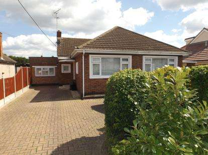 4 Bedrooms Bungalow for sale in Wickford, Essex