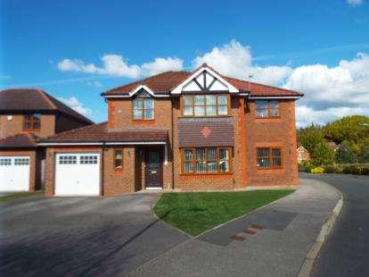 6 Bedrooms Detached House for sale in Ffordd Cae Canol, Denbigh, Trefnant, Denbighshire, LL16