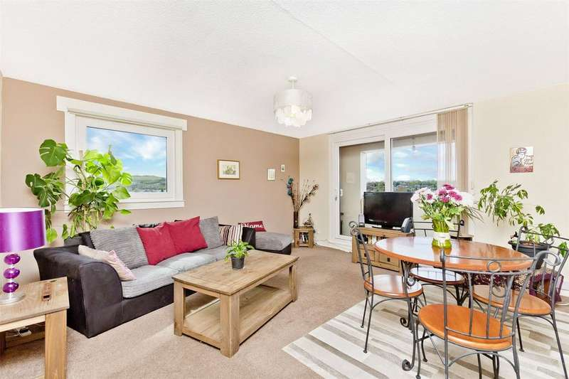 2 Bedrooms Flat for sale in 35 Lickley Court, Perth, PH1
