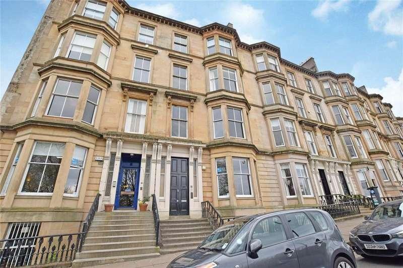 4 Bedrooms Apartment Flat for sale in Flat 3, Park Quadrant, Park, Glasgow