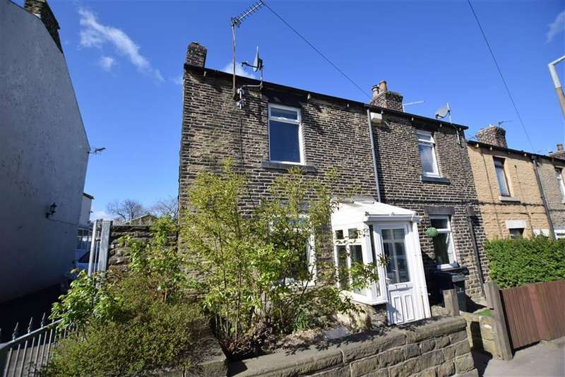 2 Bedrooms Terraced House for sale in Sheffield Road, Penistone, Sheffield, S36