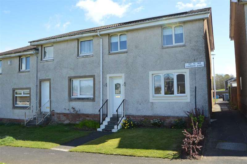 3 Bedrooms End Of Terrace House for sale in Woodhead Green, Hamilton