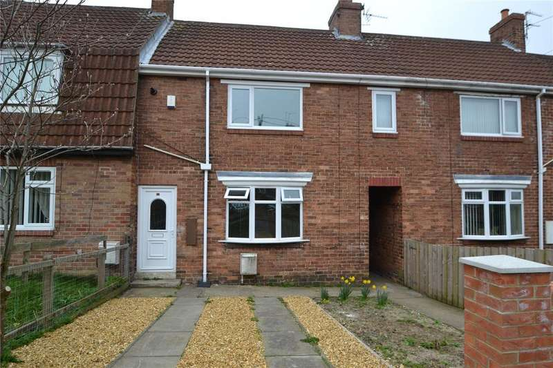 3 Bedrooms Terraced House for sale in Williamson Square, Wingate, Co.Durham, TS28