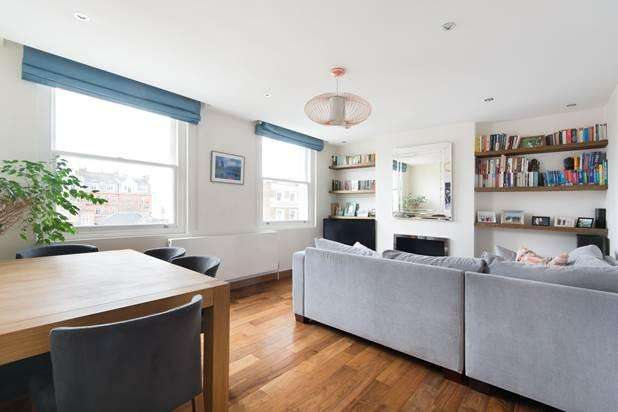 2 Bedrooms Flat for sale in St Stephens Mansions, London, W2