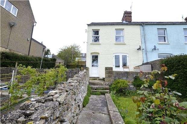 2 Bedrooms End Of Terrace House for sale in Belle Vue Terrace, Chalford Hill, Stroud, Gloucestershire, GL6 8LD