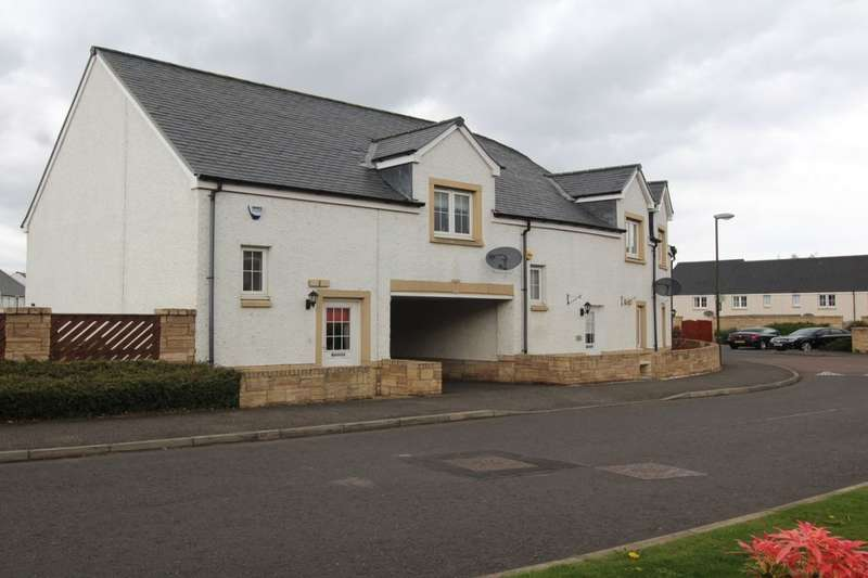 2 Bedrooms Property for sale in Lodeneia Mews, Dalkeith, EH22
