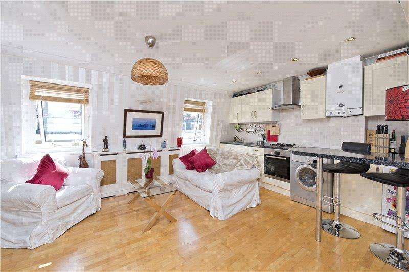2 Bedrooms Flat for sale in Collingham Place, London, SW5