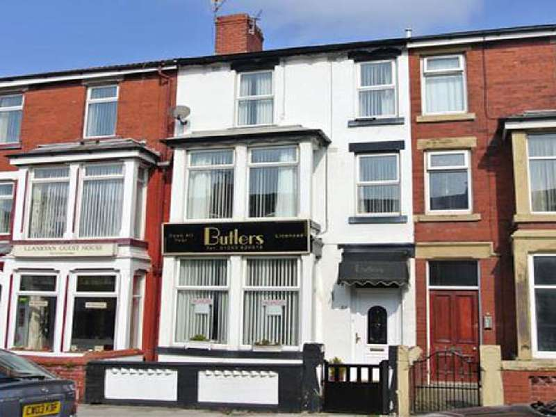 6 Bedrooms Hotel Commercial for sale in Reads Avenue, Blackpool, FY1 4DD