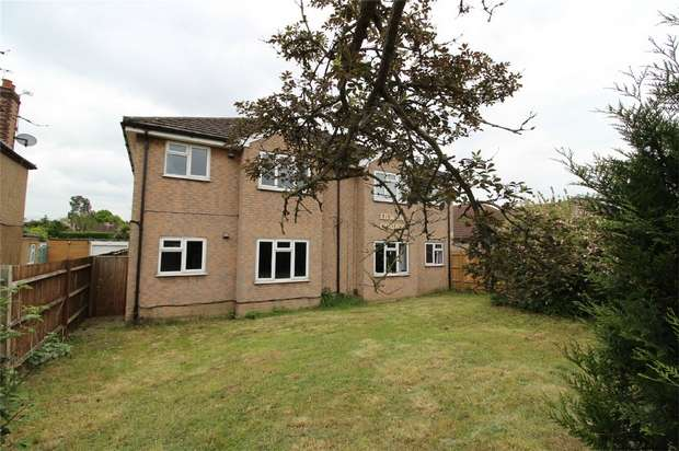 2 Bedrooms Flat for sale in London Road, Ashford, Surrey