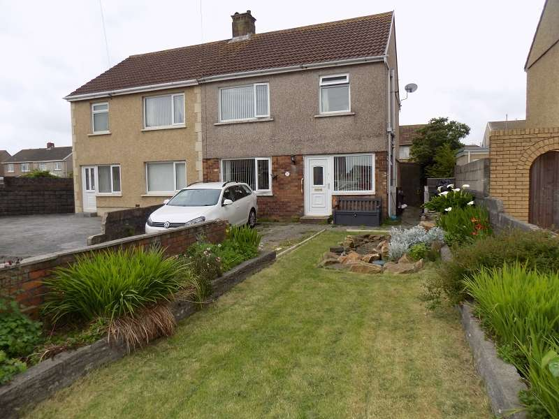 3 Bedrooms Semi Detached House for sale in 6 Citrine Close, Sandfields Estate, Port Talbot, Neath Port Talbot. SA12 7SF