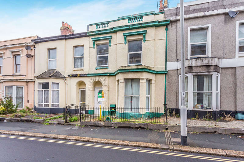 1 Bedroom Flat for sale in North Road West, Plymouth, PL1