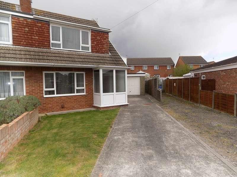 3 Bedrooms Semi Detached Bungalow for sale in Sandymeers, Porthcawl, Bridgend. CF36 5LP
