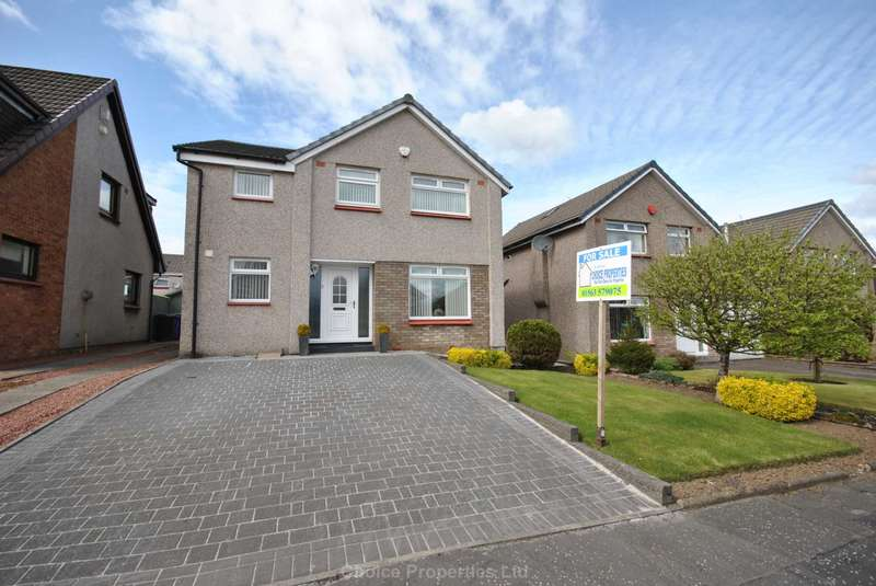 4 Bedrooms Detached House for sale in Bressay Place, Kilmarnock, KA3 2JT