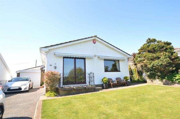 3 Bedrooms Detached Bungalow for sale in Rocombe Close, Watcombe Park, Torquay, Devon